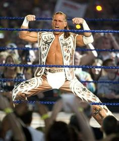 The Showstopper, Mr. Wrestlemania, The Headliner, The Main Event, The Icon - The Heartbreak Kid Shawn Michaels ♥ Michael Best, Wwe Shawn Michaels, The Heartbreak Kid, Wwf Superstars, Mick Foley, Eddie Guerrero, Andre The Giant, Sheamus, Lucha Libre