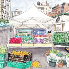 Are Farmers Markets Really as Expensive as Everyone Says?