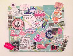 LIVE THE PREP LIFE: 6 Ideas For Preppy Room Decor