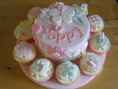 1st Birthday Cakes for Girls |