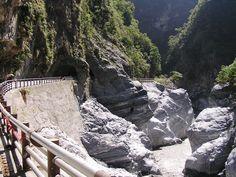 Toroko Gorge National Park, Taiwan