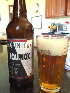 Lagunitas Brewing 'Equinox' Oat Pale Ale