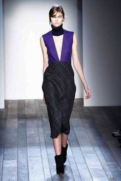 FALL 2013 READY-TO-WEAR  Victoria Beckham