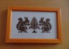 Veveričky Frame, Handmade, Home Decor, Picture Frame, Hand Made, Decoration Home, Room Decor, Frames, Home Interior Design