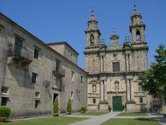 Monasterio de Poio, Pontevedra, Galicia