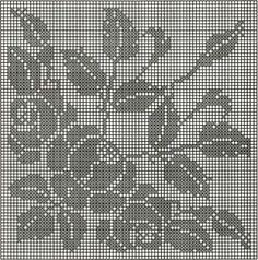 Watch The Video Splendid Crochet a Puff Flower Ideas. Phenomenal Crochet a Puff Flower Ideas. Filet Crochet Charts, Crochet Motifs, Crochet Flower Patterns, Thread Crochet, Crochet Designs, Crochet Doilies, Crochet Flowers, Crochet Stitches, Crochet Curtains