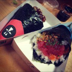 @edward santana | New sushi place on #Lexington st #Yoobi