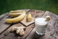 Combinación de banana y jengibre para eliminar toda la grasa de la barriga, muslos y espalda! – Info Viral