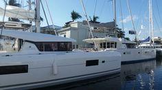 New Lagoon 42 and Lagoon 52 Catamarans for sale Fort Lauderdale FL caroline.laviolette@catamarans.com