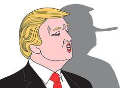 Was kommt raus, wenn Du die Welt einmal rüttelst und schüttelst? Terror in der Welt, in Deutschland, Brexit and finally Mister Trump in the USA.