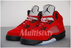 buy popular 827f8 d8012 Air Jordan V - Defining Moments Pack 2 (DMP2) - Raging Bull - SneakerNews. com