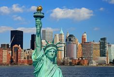 Tourist Attractions in New York.