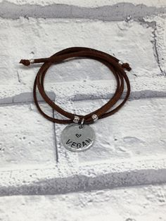 Vegan bracelet vegan necklace vegan jewellery vegan