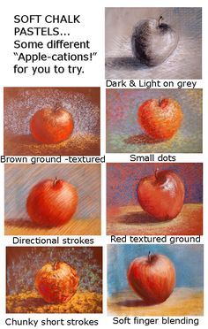Practical advice and demonstrations in the use of soft pastels, with lots of visual examples in this beautiful medium.