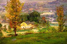 John Ottis Adams - In the Whitewater Valley,1900