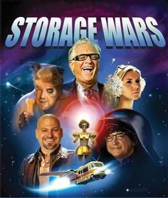 Who did this??? Not only did they reference a reality tv show, but also an out of date spoof off Star Wars. Brilliant!