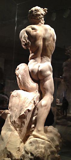 Bernini at the MET - Powerful