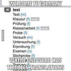 1 Wort = 11 Bedeutungen