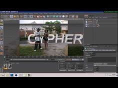 Tutorial ▶▶▶ Cinema 4D Compositing // Put A 3D object in a JPG. Easy To Do. Brutal Visual Studios / YouTube