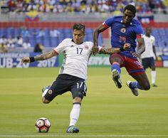 @FCF Dayro Moreno brilló con #Colombia ante Haití #9ine