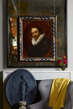 Why the Old Masters Are At Home in Interiors Masters, Victoria Hagan, Create Space, Old Master, Beautiful Paintings, 21st Century, Vignettes, Old Things, Interiors