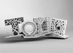Tutoriais 3D Max: Tipografia 3D #n20