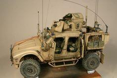 M-ATV Oshkosh MRAP