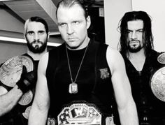 The Shield Wwe, Wrestling Wwe, Dean Ambrose, Seth Rollins, Professional Wrestling, Roman Reigns, Movies Showing, My Best Friend, Tank Man