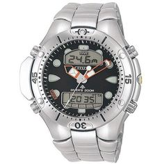 5ff9806ab0d Citizen Promaster Aqualand II Diver Chronograph Mens Watch JP1060-52E
