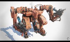 Rocketumblr | Alexander Caldow ETGR Exoframe
