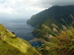 Bay of Virgins, Fatu Hiva, French Polynesia