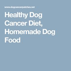 K9medicinals pdf top10thingstoknowpdf cancer info for healthy dog cancer diet homemade dog food forumfinder Gallery