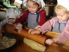 Kinderen aan het werk