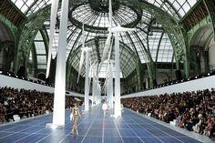 Chanel. Grand Palais, Paris