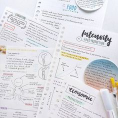 its geog notes from what I see most of yall seem to prefer bujo posts to notes that I make so which one would you guys rather see Pretty Notes, Good Notes, College Notes, School Notes, Notes Taking, Study Organization, Bullet Journal Notes, Study Journal, Study Tips