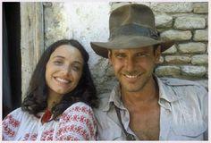 Indiana Jones Characters, Indiana Jones Films, Famous Movies, Old Movies, James Bond, Harison Ford, Eddie The Head, Top Film, Sci Fi Series