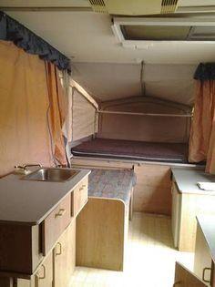 Fresh Pop Up Camper Cabinets