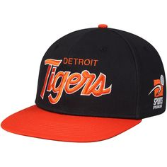 Men s Detroit Tigers Nike Navy Pro Cap Sport Specialties Snapback  Adjustable Hat 3851c438f25d