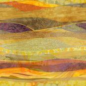 Southwest Modern Phoenix custom wallpaper by wren_leyland for sale on Spoonflower Landscape Fabric, Abstract Landscape, Design 24, Design Trends, Perfect Wallpaper, Custom Wallpaper, Textured Walls, Custom Fabric