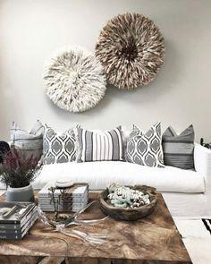 99 Scandinavian Design Bedroom Trends In 2017 Home Living Room, Living Room Designs, Living Room Decor Inspiration, Beautiful Living Rooms, Home And Deco, Wall Decor, Interior Design, Eclectic Design, Interior Modern
