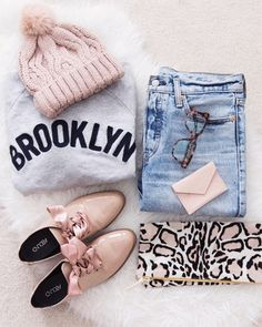 Casual clothes #flatlay