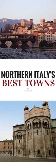 Italy's northern towns