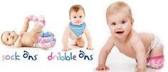 Los productos más chulos para los bebes de la casa http://www.babyproductos.es/es/119-sock-ons