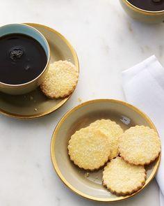 Sable Cookies - Martha Stewart Recipes