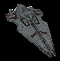 Star Wars Rpg, Star Wars Ships, Star Wars Rebels, Star Wars Clone Wars, Star Wars Spaceships, Heavy Cruiser, Star Wars Design, Star Wars Vehicles, Galactic Republic
