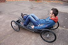 Diy 3 wheel bike picture of do it yourself 4 wheel adult sized how to build a pedal car bristol 24 hour pedal car race solutioingenieria Images