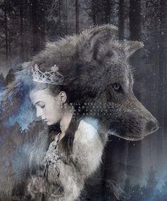 Sansa Stark ~ Direwolf Lady