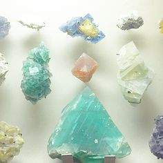 Nyc highlight...the gem and mineral room at the natural history museum. Wish I could go every day... #herbivoretravels