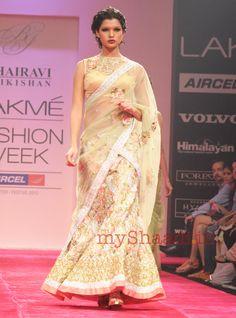 myShaadi.in > Indian Bridal Wear by Bhairavi Jaikishan
