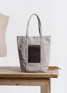 65c962cc947 19 best Canvas Tote Bag images on Pinterest in 2018